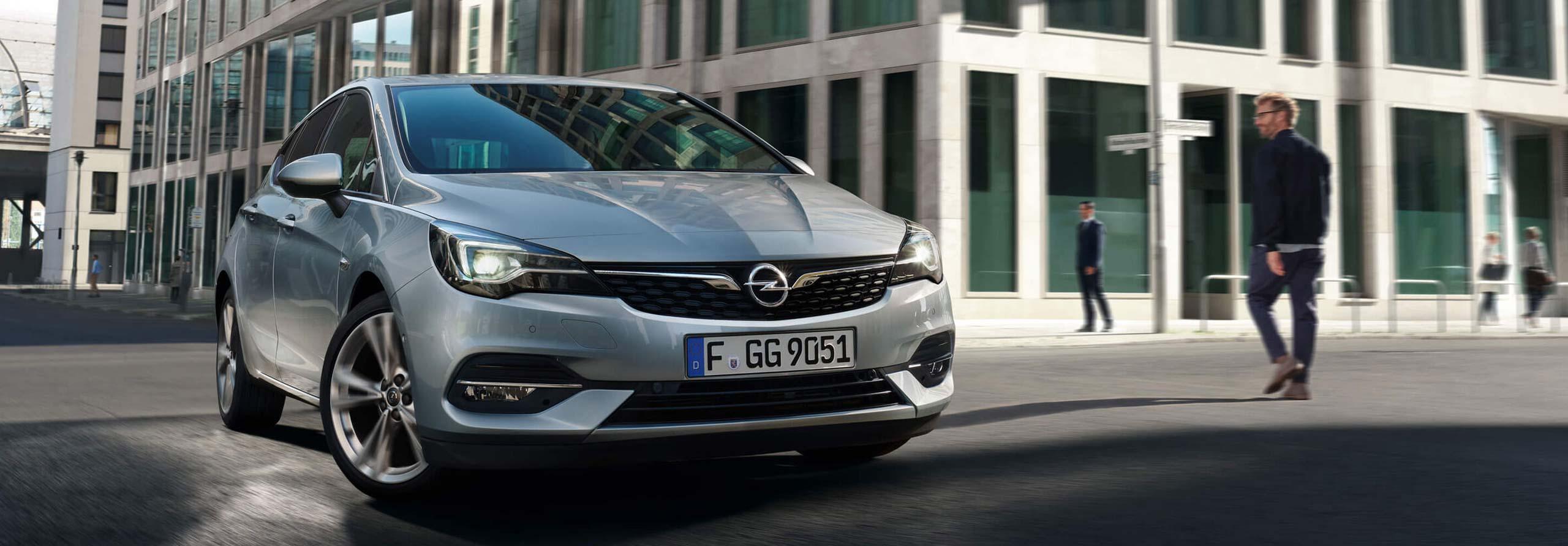 Slider Opel