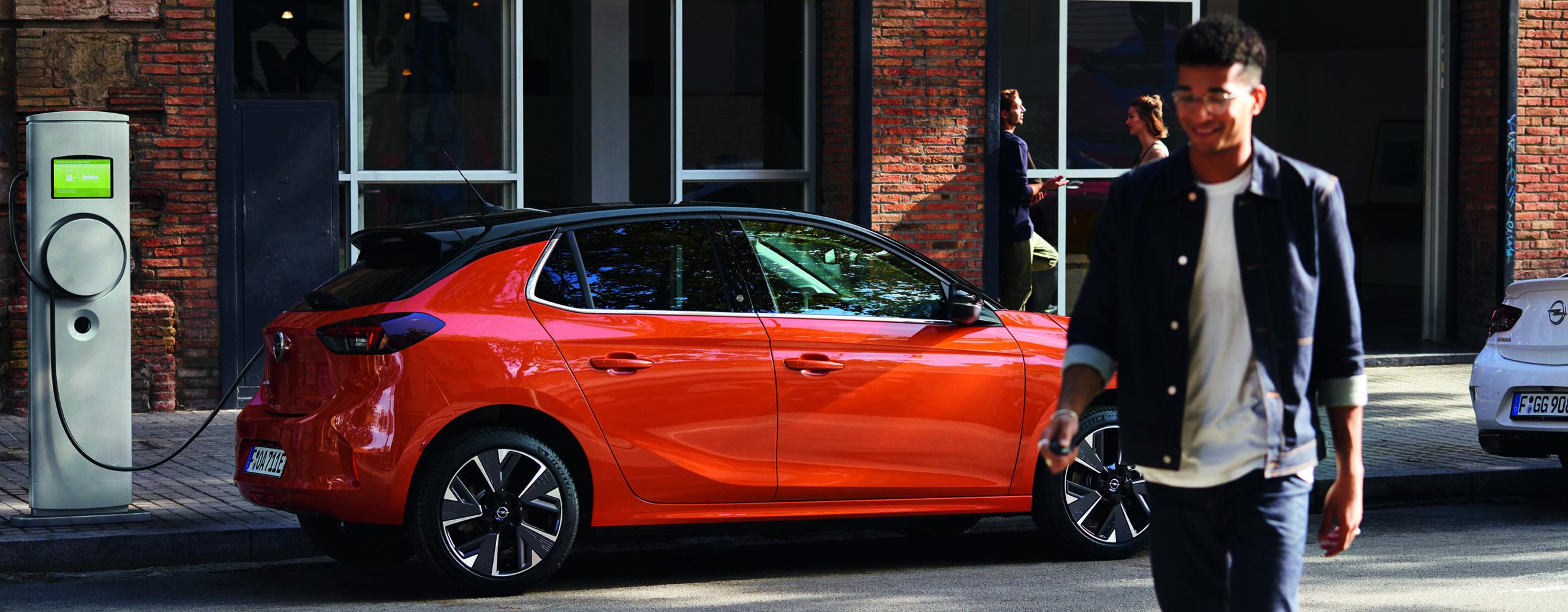 Opel corsa 4c low